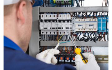 electrical maintenance service mission