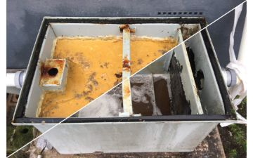 grease-trap-cleaning mission