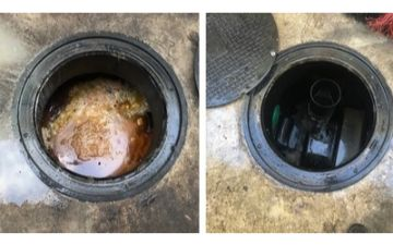 grease trap cleaning rgv