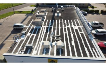 roof patching and waterproofing mcallen