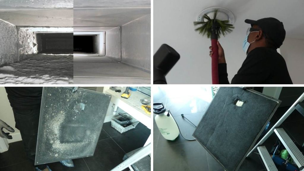 Air duct cleaning service mcallen