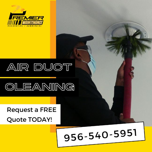 Air duct cleaning rgv