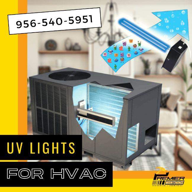 UV Light installation mcallen