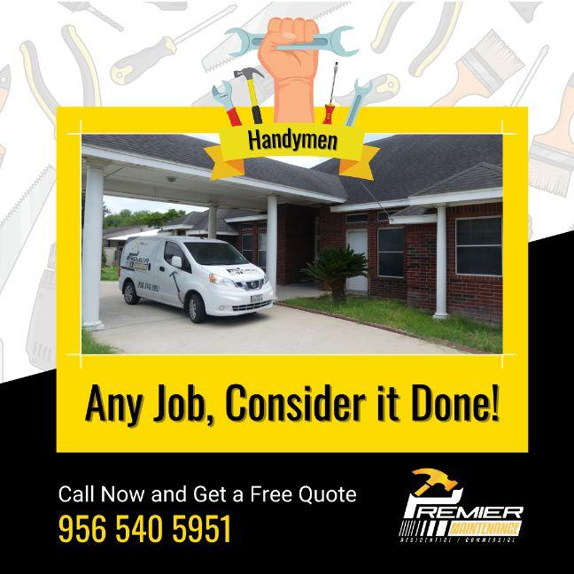 maintenance residential mcallen